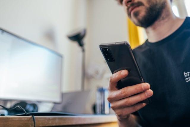 Κινητό, χρήση κινητού τηλεφώνου
