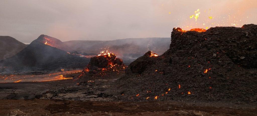 Ηφαιστειακή δραστηριότητα