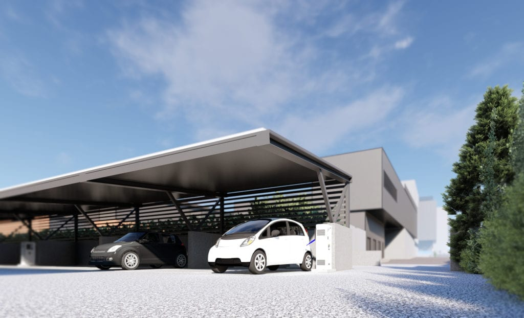 "Lamda Hellix - Νέο ""πράσινο"" parking"
