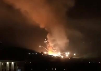 έκρηξη Σερβία