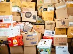 δέματα packages box