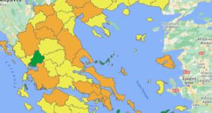 χαρτης ελλαδας