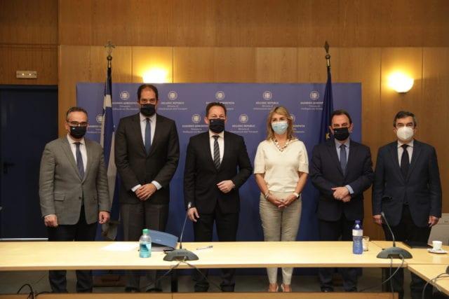 2 Πρώτη συνεδρίαση της Κυβερνητικής Επιτροπής για την Οδική Ασφάλεια