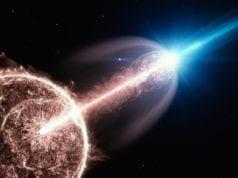 EXPLOSION NASA