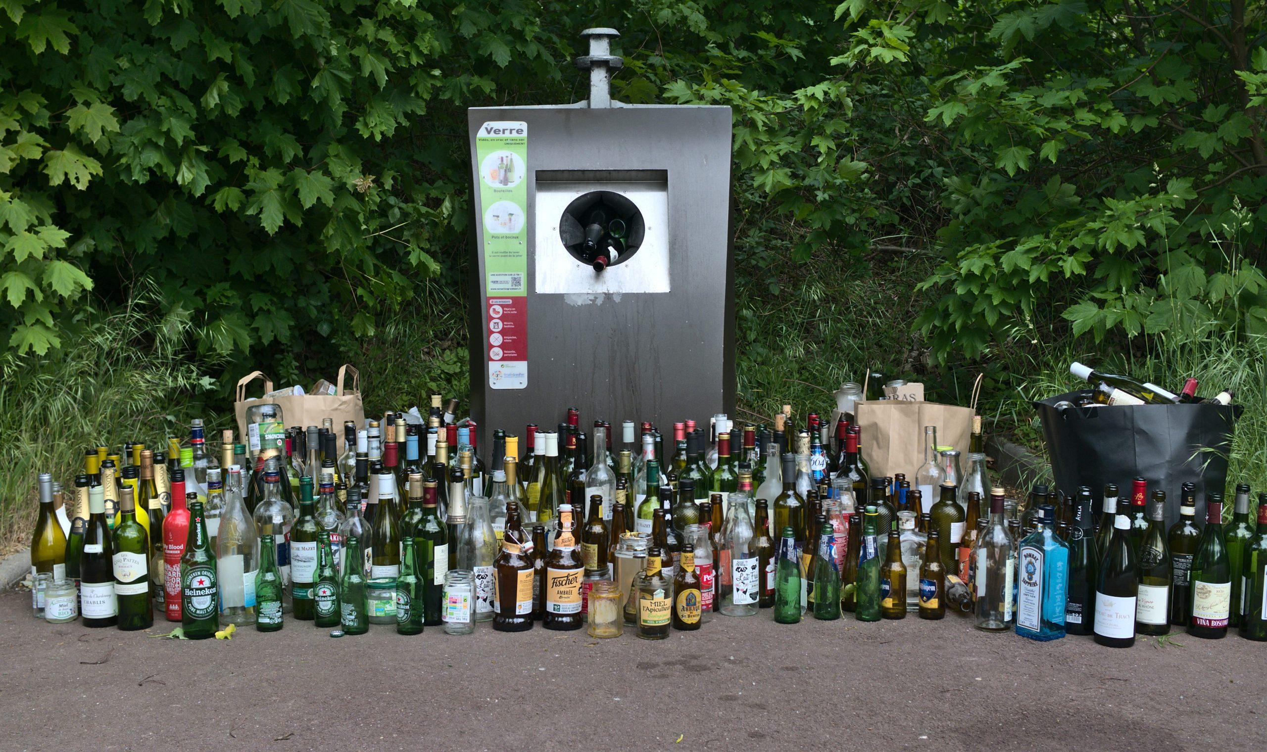 γυαλί ανακύκλωση