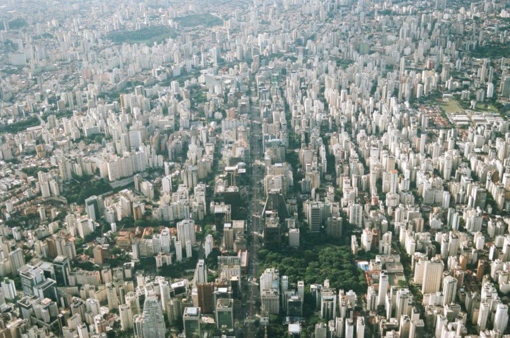 Σάο Πάολο, Βραζιλία. Lucas Marcomini/Unsplash