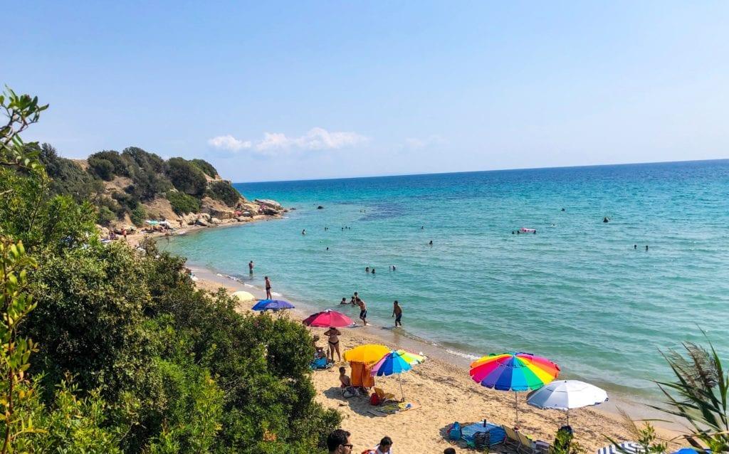 Καλλικράτεια, Χαλκιδική, Ελλάδα
