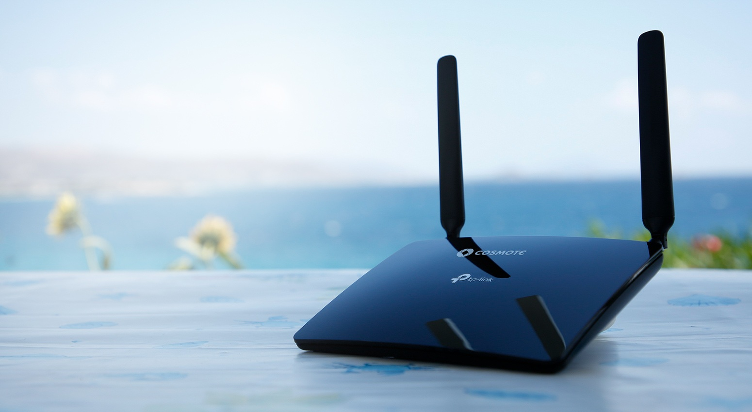 COSMOTE WiFi Router