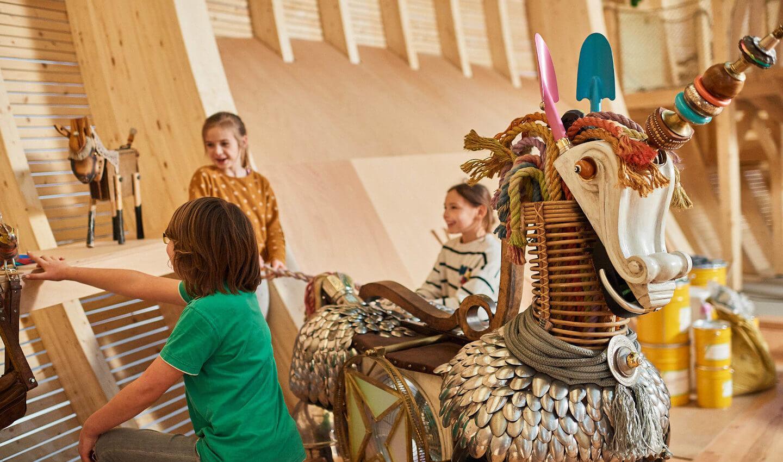 Einhornklasse mit Kindern galerie