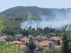 Φωτιές στην Ελλάδα