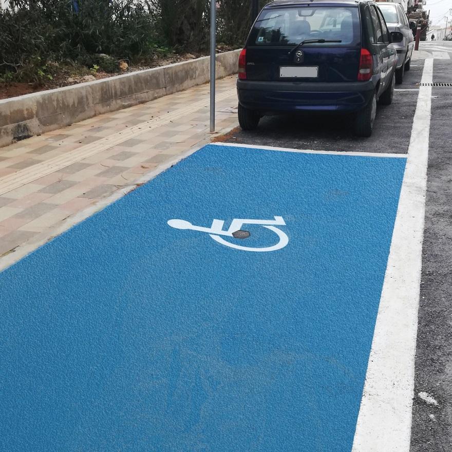Smart Parking Chania