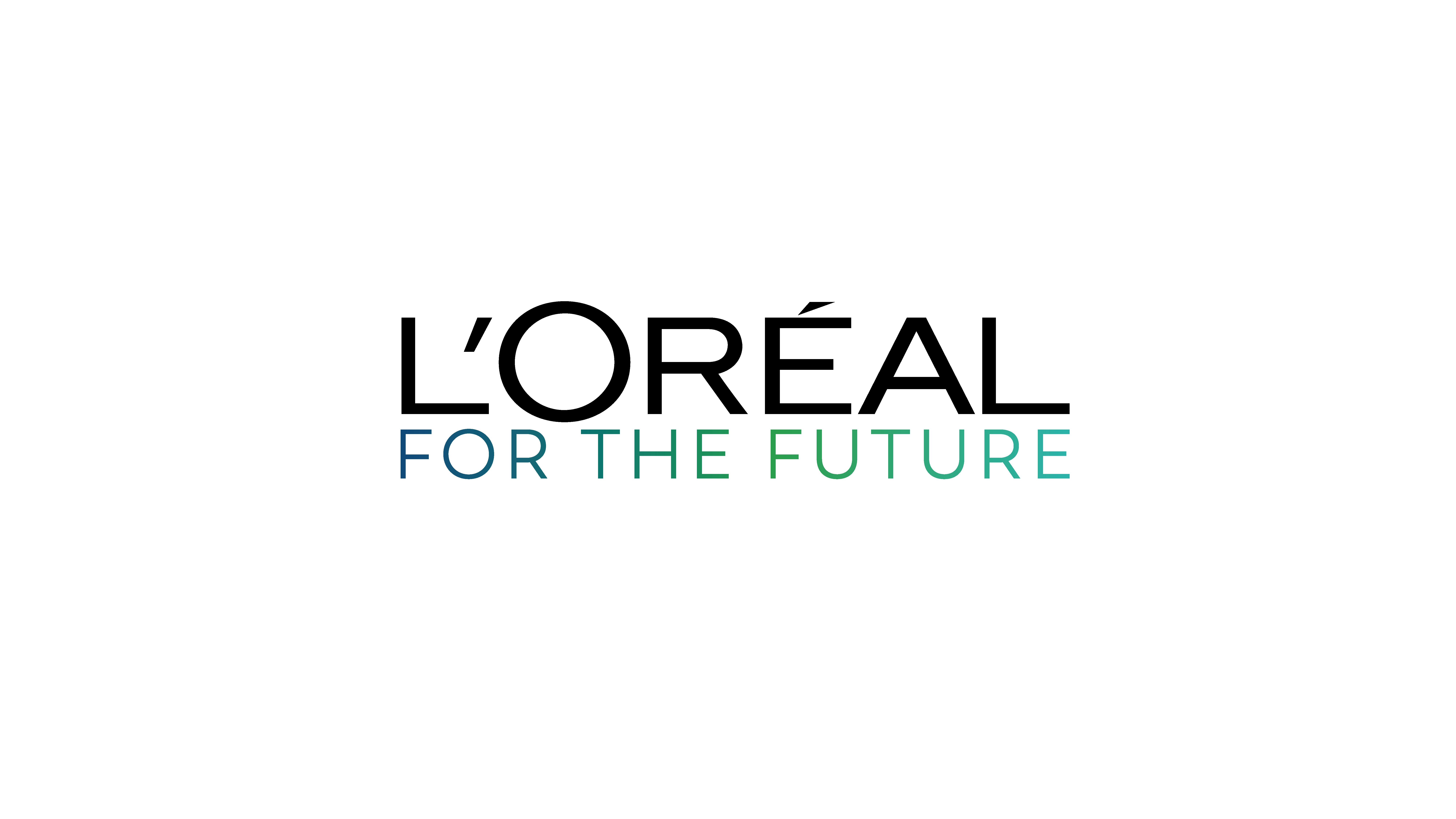 LOGO LOREAL FOR THE FUTURE