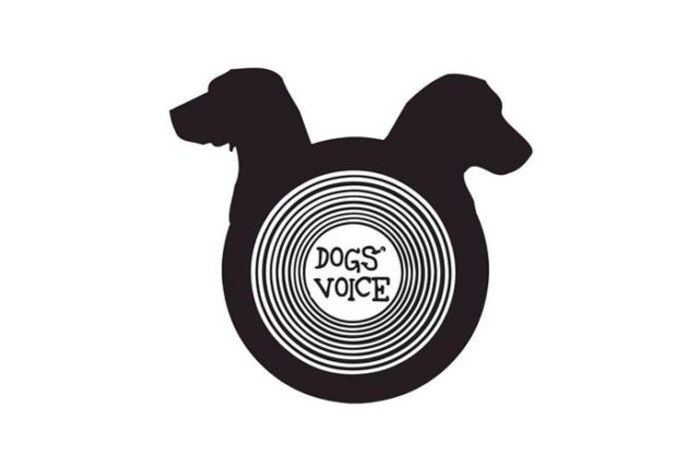dogs voice logotupo