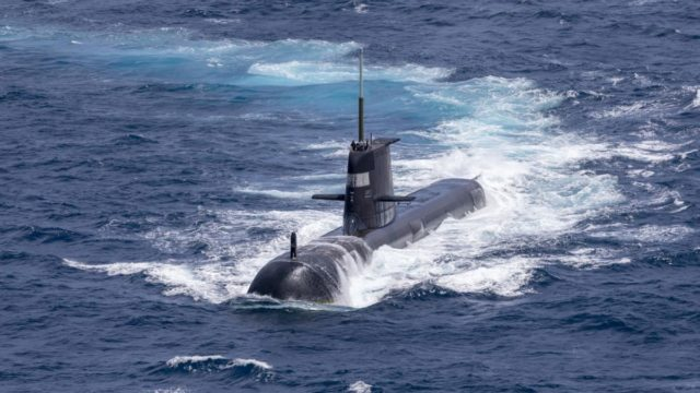Australia's Collins Class Submarines To Be Replaced With Nuclear Submarine Fleet Following AUKUS Agreement