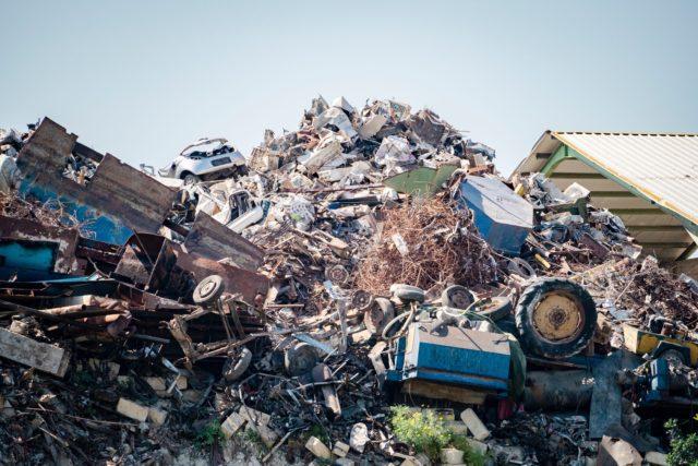 ΧΑΔΑ-Σκουπίδια-Απορρίματα
