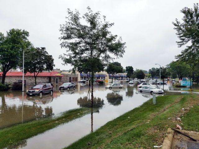 πλημμύρα ΗΠΑ