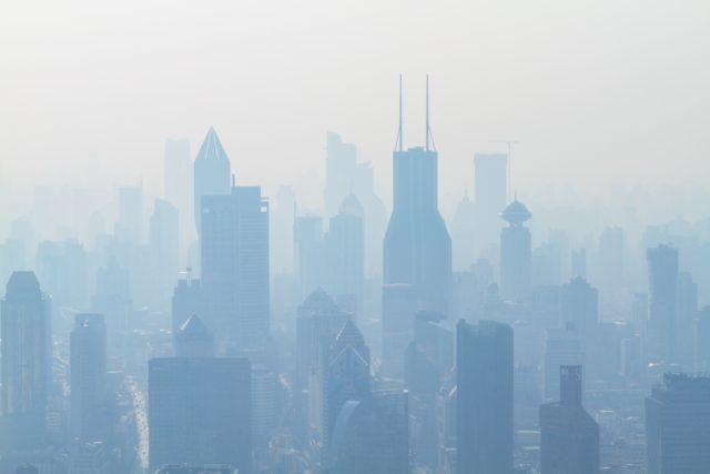 Ατμοσφαιρική ρύπανση-ποιότητα του αέρα