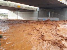 Πλημμύρα - Λέκκα - καταστροφές