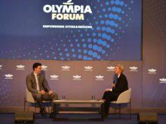 Κικίλιας - Olympia Forum 2