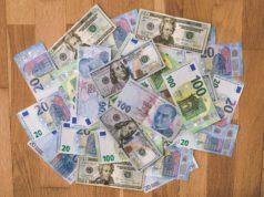 τουρκικη λίρα - δολάριο - ευρώ - Τουρκία