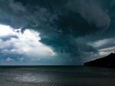 καιρός - βροχή - σύννεφα - καταιγίδα - Πολιτική Προστασία
